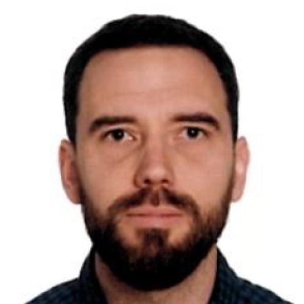 Portrait de Damien MAUGET