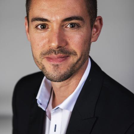 Portrait David MONTREUIL
