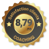 Badge Satisfaction clients coaching à Tours (37)